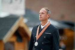 Van Der Meer Patrick, NED<br /> Nederlands Kampioenschap Dressuur <br /> Ermelo 2017<br /> © Hippo Foto - Dirk Caremans<br /> 15/07/2017