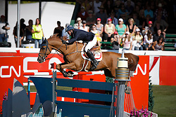 Hanley Cameron (IRL) - Southwind VDL<br /> CN International Grand Prix<br /> Spruce Meadows Masters - Calgary 2009<br /> © Dirk Caremans