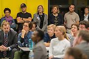 Bond community meeting at Garden Oaks Elementary School, February 2, 2016.