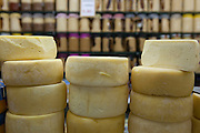 Belo Horizonte_MG. Brasil.<br /> <br /> Mercado Central, importante ponto turistico em Belo Horizonte, Minas Gerais. Na foto queijo Canastra.<br /> <br /> The Mercado Central, its a important tourist place in Belo Horizonte, Minas Gerais. In this photo Canastra cheese.<br /> <br /> Foto: RODRIGO LIMA / NITRO