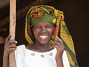 Idahbuwule is a member of the Gogokyi group, part of Send a Cow Uganda. She lives next door to Olivia.