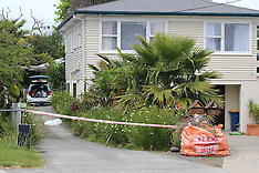 Auckland-3 year old dies after hit by car, Te Atatu