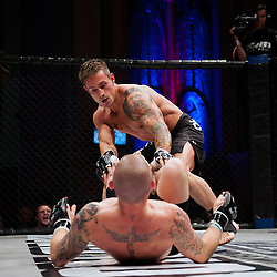 JOHNNY KINGDON FENDS OFF PAUL KINGDONS FEET - UCMMA 34 2 JUNE 2013