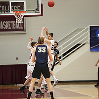Men's Basketball: Springfield College Pride vs. State University of New York at Canton Kangaroos