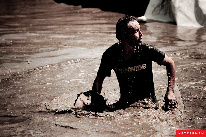 The Jacksonville MS Mud Run 2010 at Cecil Field