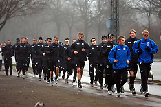 20080114 FCK starter træning efter vinterpausen