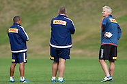 26 March 2015 Stormers training - Queenstown