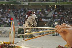 Mohammed, Bassem Hassan, Eurocommerce California<br /> Normandie - WEG 2014<br /> 2. Qualifikation<br /> © www.sportfotos-lafrentz.de/ Stefan Lafrentz