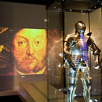 London 31st Mar 2009 Henry VIII Dress to Kill a spectacular new Exhibition at the Tower of London...***Standard Licence  Fee's Apply To All Image Use***.Marco Secchi /Xianpix. tel +44 (0) 845 050 6211. e-mail ms@msecchi.com or sales@xianpix.com.www.marcosecchi.com