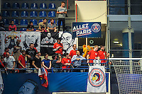 Supporters PSG - 22.04.2015 - PSG / Creteil - 21eme journee de D1<br /> Photo : Andre Ferreira / Icon Sport