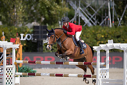 Philippaertsd Nicola, BELSchnieper Barbara, SUI, Dickens II<br /> Longines FEI Jumping Nations Cup™ Final<br /> Barcelona 20128<br /> © Hippo Foto - Dirk Caremans<br /> 06/10/2018