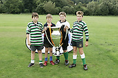 Wasps CoachClass at High Wycombe RFC. 27-8-08. Presentation and pics with Premiership Cup