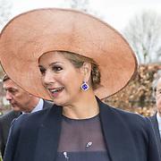 NLD/Lieshout/20190328 - Maxima aanwezig bij 300 jaar Brouwerij Bavaria, Koningin Maxima