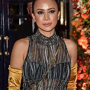 Vicky Lee arrivers at Tramp Members Club 40 Jermyn Street, on 23 May 2019, London, UK.