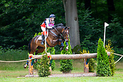 Alice Casburn - Topspin<br /> FEI European Championships Junior and Young Riders 2019<br /> © DigiShots