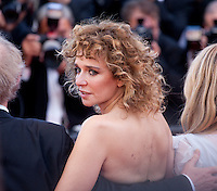 Actress, Director, Producer Valeria Golino at the gala screening for the film The Last Face at the 69th Cannes Film Festival, Friday 20th May 2016, Cannes, France. Photography: Doreen Kennedy