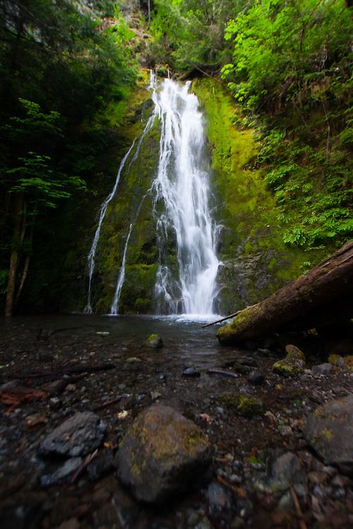 Madison Falls, Olympic National Park, Washington, US