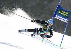 DEALIPRANDINILuca of Italy competes during 10th Men's Slalom - Pokal Vitranc 2014 of FIS Alpine Ski World Cup 2013/2014, on March 8, 2014 in Vitranc, Kranjska Gora, Slovenia. Photo by Matic Klansek Velej / Sportida
