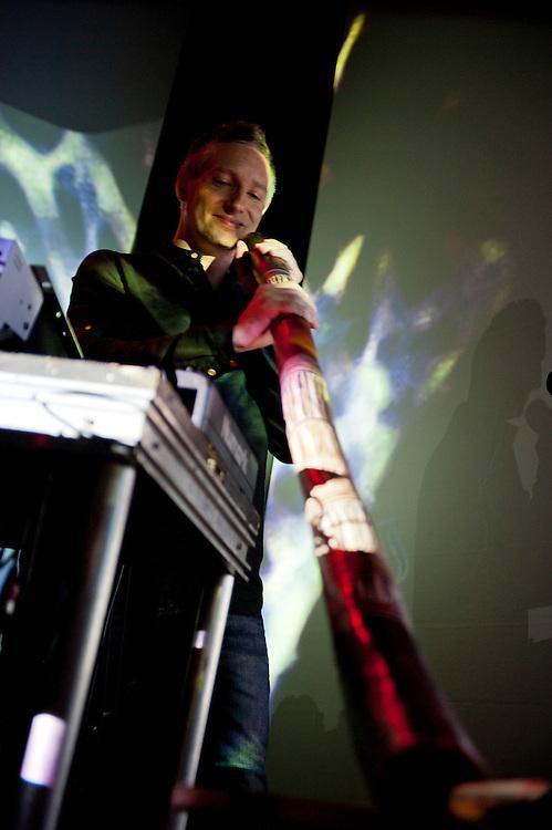 MUTEK 2011/NOCTURNE 3 / SAVOY /KOMODO