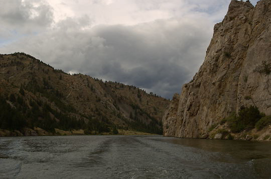 Gates of the Mountains, Helena National Forest. Montana.