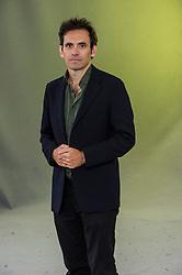 Pictured: Nicola Lagioia<br /> <br /> Nicola Lagioia is an Italian writer. Born in Bari, Lagioia debuted as a novelist in 2001 with Tre sistemi per sbarazzarsi di Tolstoj. With his novel Riportando tutto a casa he won several awards, including the 2010 Viareggio Prize