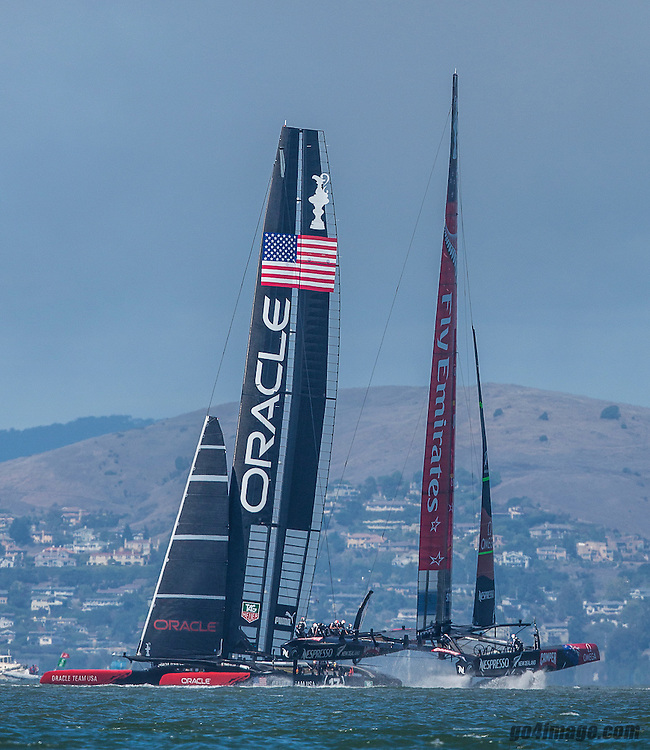 Race 14 and 15<br /> <br /> 2013 America's Cup