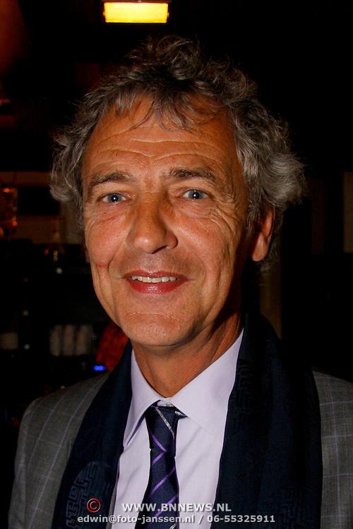 NLD/Amsterdam/20100527 - Uitreiking Zilveren Nipkowschijf 2010, Rogier van Boxtel