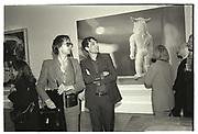 JARVIS COCKER, , Sensation Opening. Royal Academy of Art. London.16 September 1997.