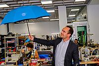 France, Manche (50), Cherbourg-Octeville, manufacture des parapluies de Cherboug, Charles Yvon // France, Normandy, Manche department, Cherbourg-Octeville, Cherbourg umbrella factory, Charles Yvon