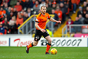 Mark Reynolds (#30 of Dundee United FC during the William Hill Scottish Cup quarter final match between Dundee United and Inverness CT at Tannadice Park, Dundee, Scotland on 3 March 2019.
