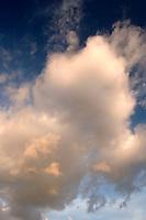 Winter Storm Clouds, Glendora, California