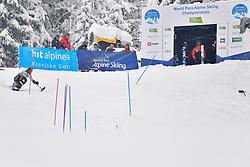 van BERGEN Barbara, LW11, NED, Women's Slalom at the WPAS_2019 Alpine Skiing World Championships, Kranjska Gora, Slovenia
