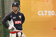 Matthew Wade of the Victorian Bushrangers during the Bushrangers training session held at St Georges Park in Port Elizabeth on the 17 September 2010..Photo by: Shaun Roy/SPORTZPICS/CLT20