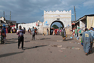 The Shoa Gate of the ancient city of Harar in eastern Ethiopia.