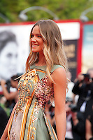 Fiammetta Cicogna at the gala screening for the film Everest and opening ceremony at the 72nd Venice Film Festival, Wednesday September 2nd 2015, Venice Lido, Italy.