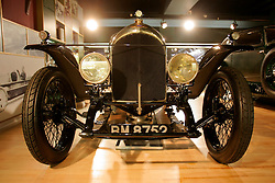 UK ENGLAND CREWE 5APR06 - The second Bentley-built and oldest surviving car at the Bentley Museum on the premises of the Bentley Motors Factory in Crewe...jre/Photo by Jiri Rezac..© Jiri Rezac 2006..Contact: +44 (0) 7050 110 417.Mobile:  +44 (0) 7801 337 683.Office:  +44 (0) 20 8968 9635..Email:   jiri@jirirezac.com.Web:    www.jirirezac.com..© All images Jiri Rezac 2006 - All rights reserved.