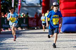 Ozara run at 12th Nocna 10ka 2018, traditional running around Bled's lake, on July 14, 2018 in Bled, Slovenia. Photo by Grega Valancic / Sportida