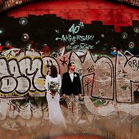 Still Waters Run Deep ~ Tory & Nick's 42 The Calls & Shears Yard, Leeds Wedding