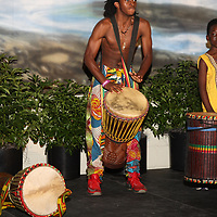 Dancers from LaDeDa South African