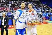 Manuel Vanuzzo, Matteo Soragna<br /> Angelico Biella - Banco di Sardegna Dinamo Sassari<br /> Legabasket Serie A Beko 2012-2013<br /> Biella, 20/01/2013<br /> Foto L.Canu / Ciamillo-Castoria