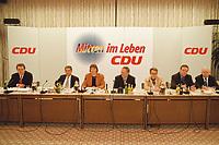 09.01.1999, Deutschland/K&ouml;nigswinter:<br /> Klausurtagung des CDU-Bundesvorstandes, Arbeitnehmerzentrum, K&ouml;nigswinter<br /> IMAGE: 19990108-02/01-30