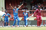 Cricket - West Indies v India 3rd T20i at Guyana 6th August 2019