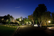 Los Angeles, April 8 2012- The neighborhood of Marilyn Monroe's last home in Brentwood, 12305 5th Helena Dr.