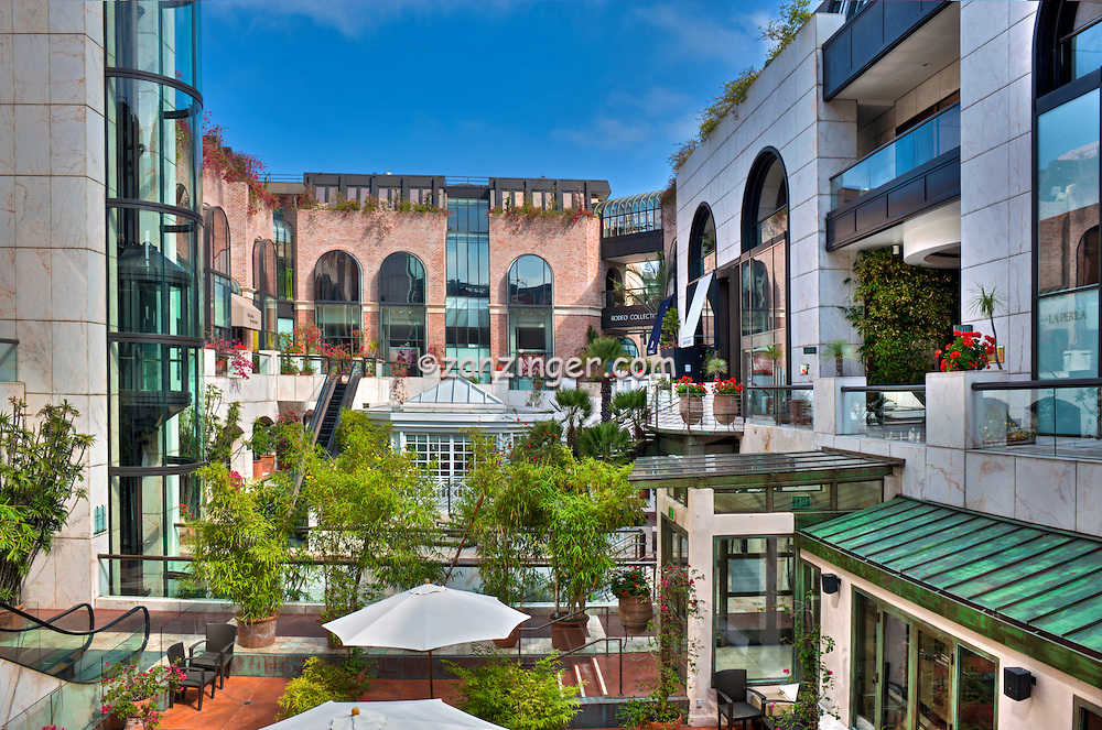 Rodeo Collection, Rodeo Drive, Luxury Shopping, Window Display, Beverly Hills, CA,