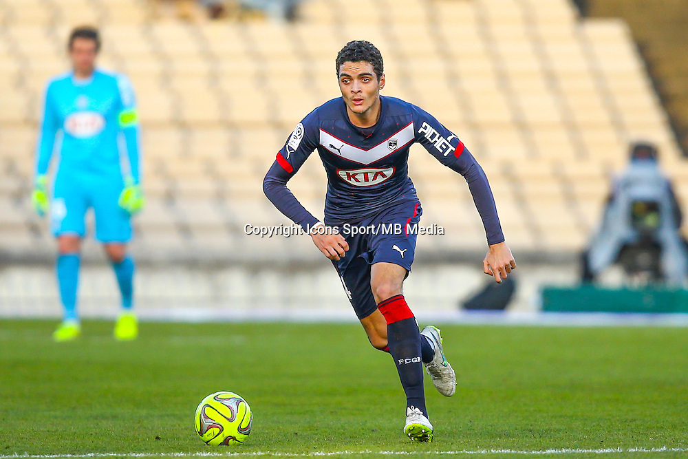 Tiago Ilori Abiola  - 01.02.2015 - Bordeaux / Guingamp - 23eme journee de Ligue 1 -<br /> Photo : Manuel Blondeau / Icon Sport