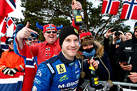 Ostberg Mads, M-Sport World Rally Team, Ford, Fiesta Wrc, Ambiance Portraitduring the 2016 WRC World Rally Car Championship, Sweden rally from February  12 to 14, at Hagfors - Photo Francois Baudin / DPPI