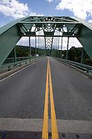 Samuel Morley Bridge, Fairlee, VT to Orford, NH