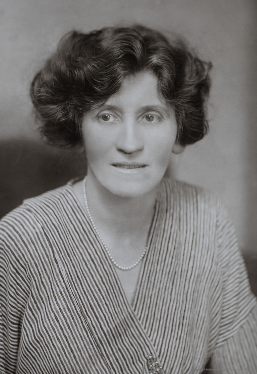 Violet Hunt, author, England, UK, 1912