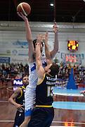 DESCRIZIONE : Brescia LNP DNA Adecco Gold 2013-14 Centrale del Latte Brescia-Tezenis Verona<br /> GIOCATORE : Gino Cuccarolo<br /> CATEGORIA : tiro penetrazione<br /> SQUADRA : Centrale del Latte Brescia<br /> EVENTO : Campionato LNP DNA Adecco Gold 2013-14<br /> GARA : Centrale del Latte Brescia-Tezenis Verona<br /> DATA : 22/12/2013<br /> SPORT : Pallacanestro<br /> AUTORE : Agenzia Ciamillo-Castoria/R.Morgano<br /> Galleria : LNP DNA Adecco Gold 2013-2014<br /> Fotonotizia : Brescia LNP DNA Adecco Gold 2013-14 Centrale del Latte Brescia-Tezenis Verona<br /> Predefinita :