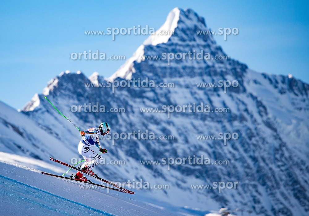 01.12.2016, Val d Isere, FRA, FIS Weltcup Ski Alpin, Val d Isere, Abfahrt, Herren, 2. Training, im Bild Andreas Sander (GER) // Andreas Sander of Germany in action during the 2nd practice run of men's Downhill of the Val d Isere FIS Ski Alpine World Cup. Val d Isere, France on 2016/01/12. EXPA Pictures © 2016, PhotoCredit: EXPA/ Johann Groder
